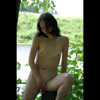 Just Imagine A Naked Girl Alone In The Woods