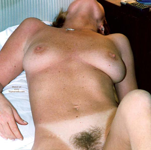 Pic #3 - Patrizia On The Bed