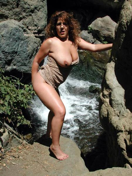 Pic #2 - Victoria at The Waterfall