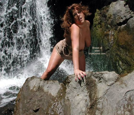 Pic #3 - Victoria at The Waterfall