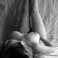 Smooth - Black And White, Large Breasts