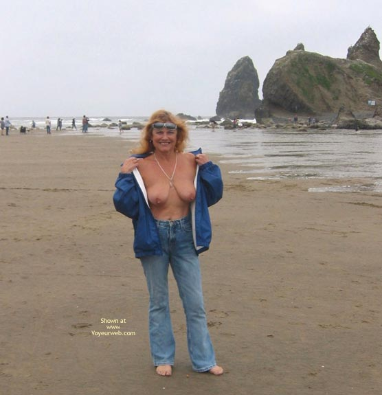 Pic #3 - Cannon Beach With Jeanne 2