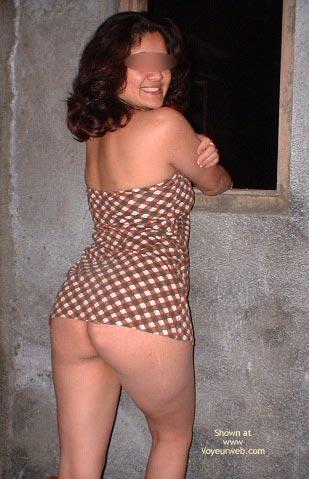 Pic #2 - Sexy In Mini Dress!!