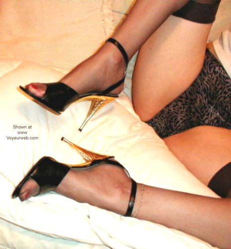 Pic #5 - Panty Crotch Lovers Here?