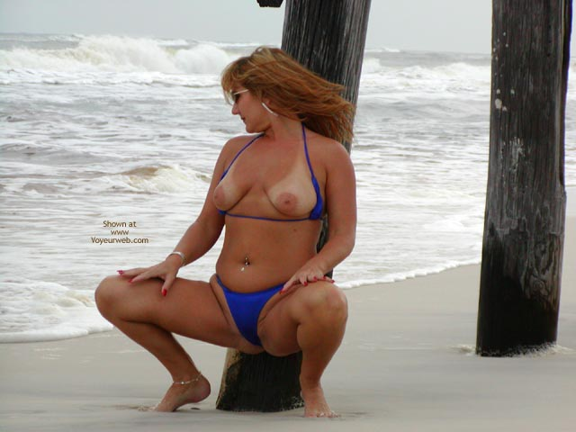 Pic #2 - Soo Hot On The Beach