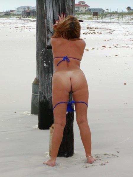 Pic #4 - Soo Hot On The Beach