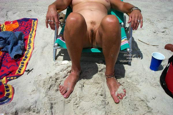 Pic #5 - Suzziepoohs Nude Beach Vacation