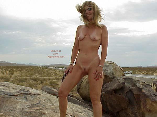 Pic #5 - Natasha's Desert Ride