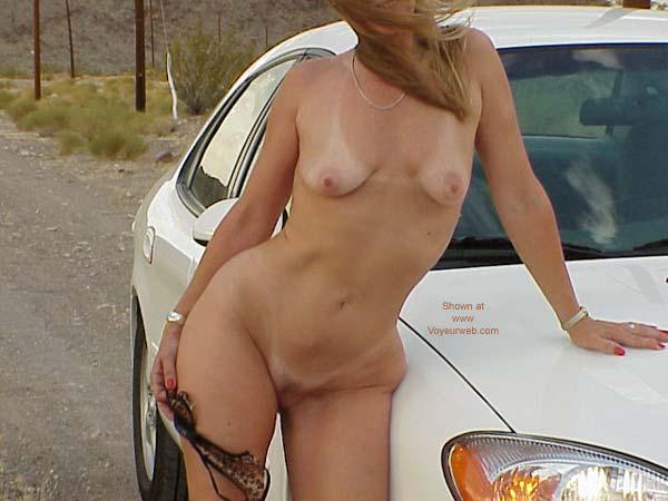 Pic #6 - Natasha's Desert Ride