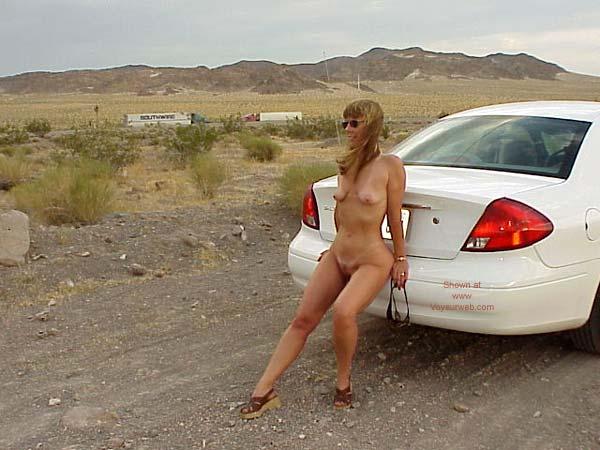 Pic #8 - Natasha's Desert Ride