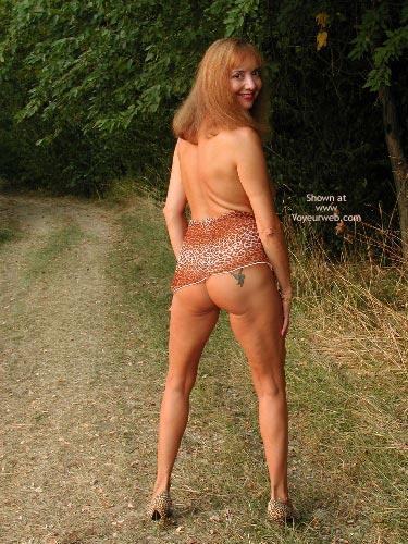 Pic #4 - Natalie Jungle Fever