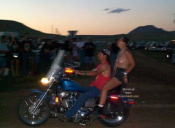 Pic #1 - Titty Alley Sturgis, SD 2