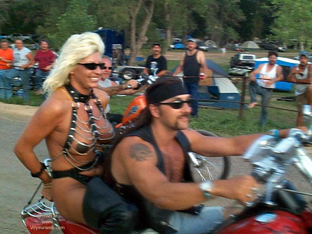 Pic #7 - Titty Alley Sturgis, SD 2