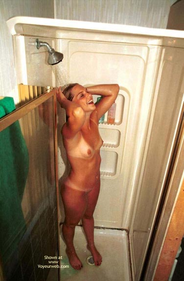 Pic #5 - My Sister-In-Law Having A Shower