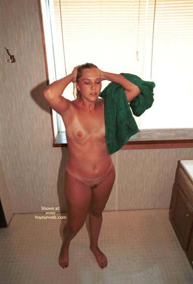 Pic #8 - My Sister-In-Law Having A Shower