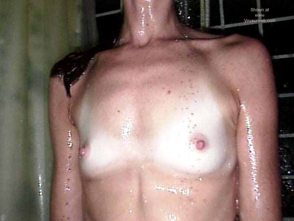 Pic #5 - Wife in The Shower