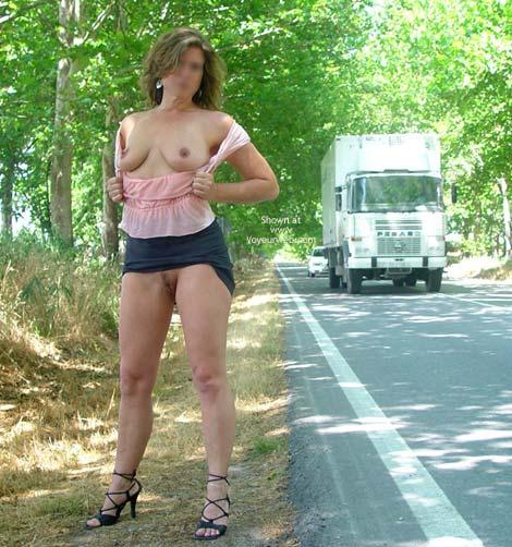 Pic #9 - Denise Feeling Sensual 2