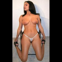 Full Frontal - Full Frontal Nudity, G String, Heels, Large Breasts, Wicked Weasel