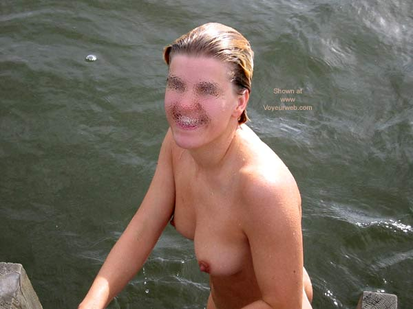 Pic #3 - Swimming