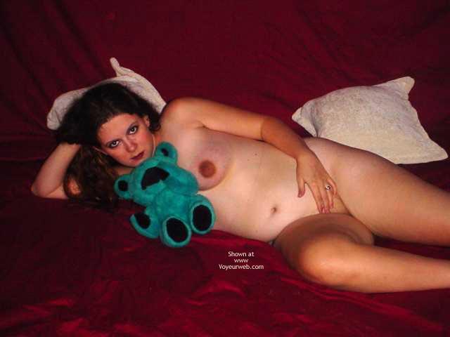 Pic #2 - Preggo Fairy And Her Teddy