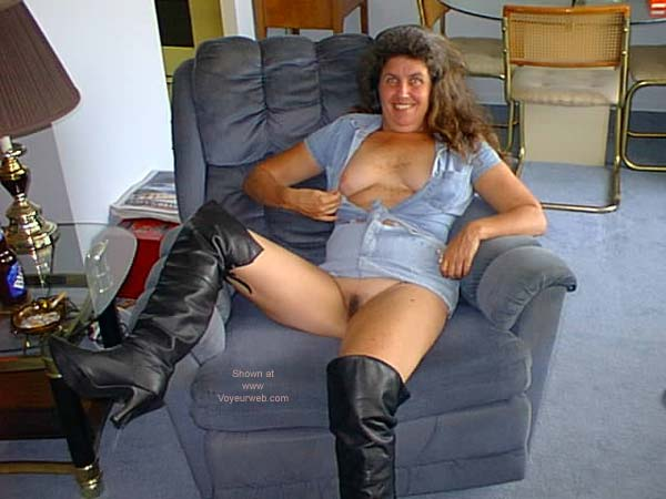 Pic #5 - My Boots Are Made For.......