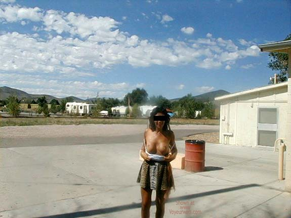 Pic #1 - Monique on Holiday in The USA 9