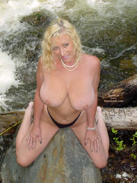 Pic #4 - Beautiful Ashley At The River