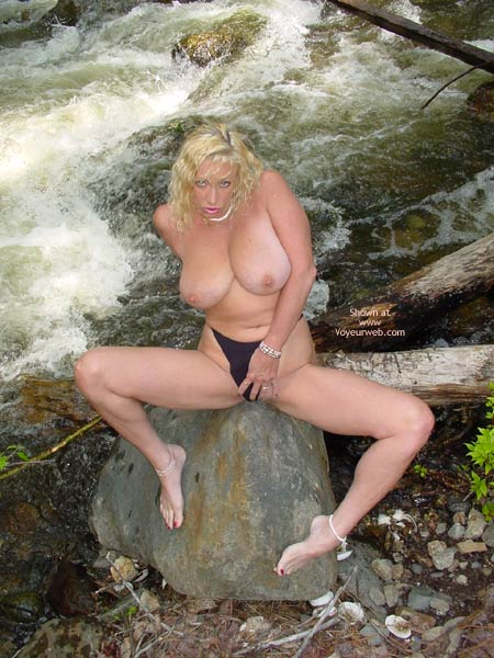 Pic #5 - Beautiful Ashley At The River