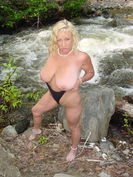 Pic #6 - Beautiful Ashley At The River