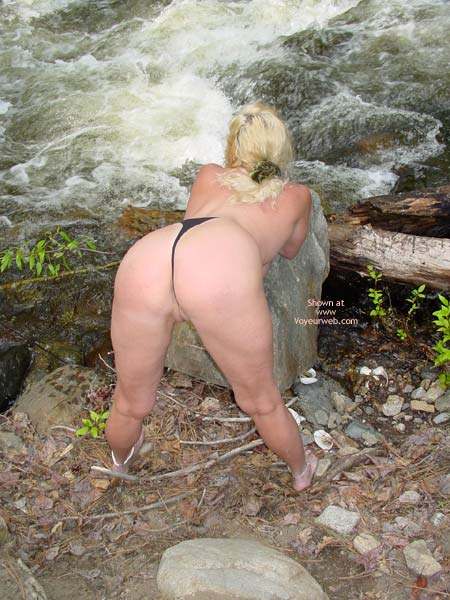Pic #7 - Beautiful Ashley At The River
