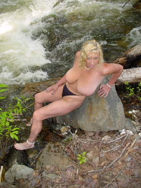 Pic #8 - Beautiful Ashley At The River