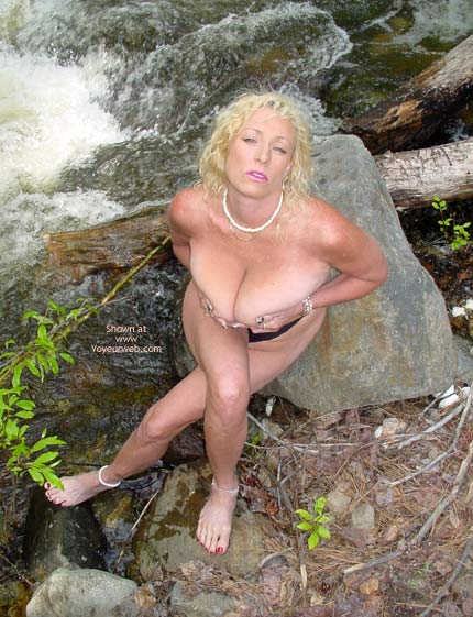 Pic #9 - Beautiful Ashley At The River