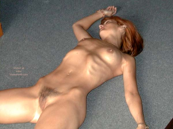 Pic #6 - Redhead on The Bed 1