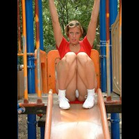 Lynn--Nip At A Park In Katy, Texas