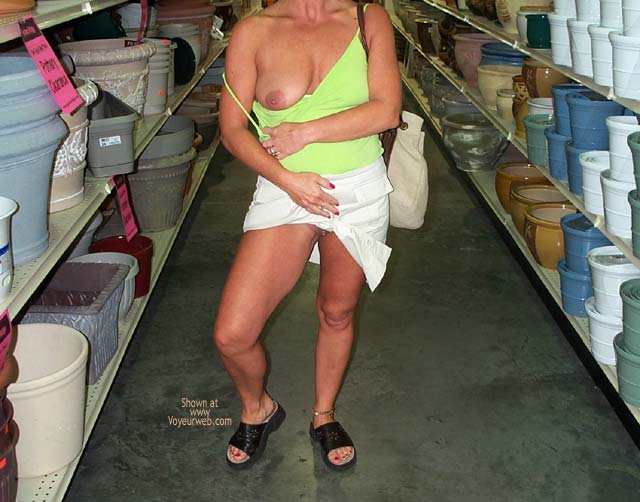Pic #1 - Denise Shopping Trip
