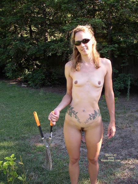 Pic #1 - Gardening With Tittie Larue