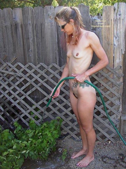 Pic #2 - Gardening With Tittie Larue