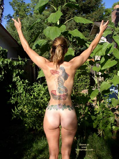 Pic #5 - Gardening With Tittie Larue