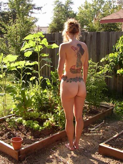 Pic #6 - Gardening With Tittie Larue