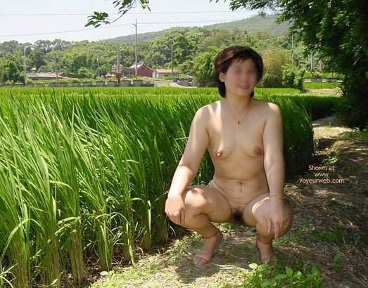 Pic #6 - My Chinese Wife Love To Show