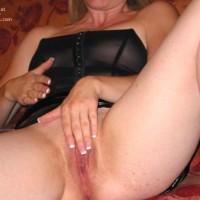 Blondie in Black