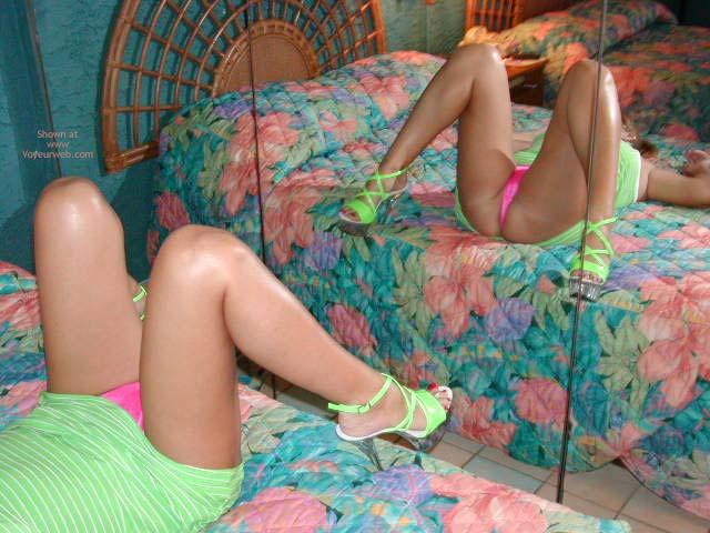 Pic #7 - Soo Hot  Neon Dress