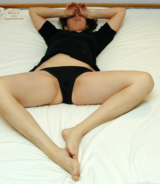 Pic #1 - Maria On The Bed