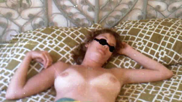 Pic #2 - Jill Topless at Beach Hotel