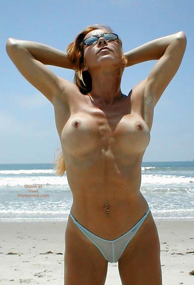 Pic #1 - Kim4kate Cold Hot Day At The Beach 2