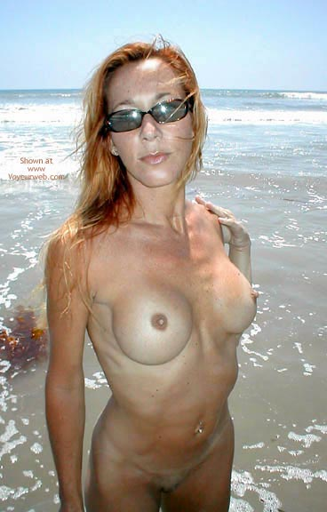 Pic #5 - Kim4kate Cold Hot Day At The Beach 2