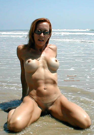 Pic #6 - Kim4kate Cold Hot Day At The Beach 2
