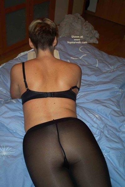 Pic #2 - Pantyhose Pix Wanna Trade?