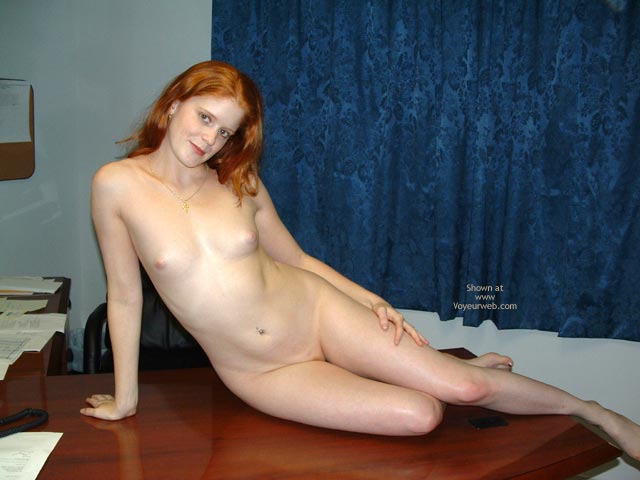 Pic #8 - Sierra At The Office