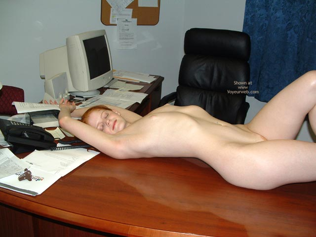 Pic #9 - Sierra At The Office